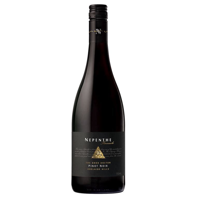 2018 Pinnacle Good Doctor Pinot Noir