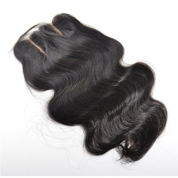 Middle Part Closure- Body Wave
