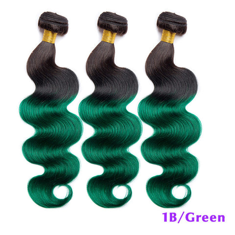 Green Body Wave Bundles