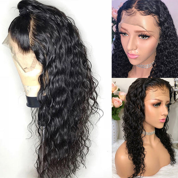 Water Wave Lace Front Wig