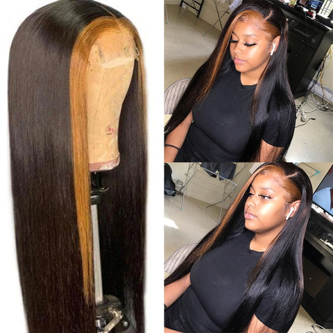 13x6 Lace Front Wig Brazilian
