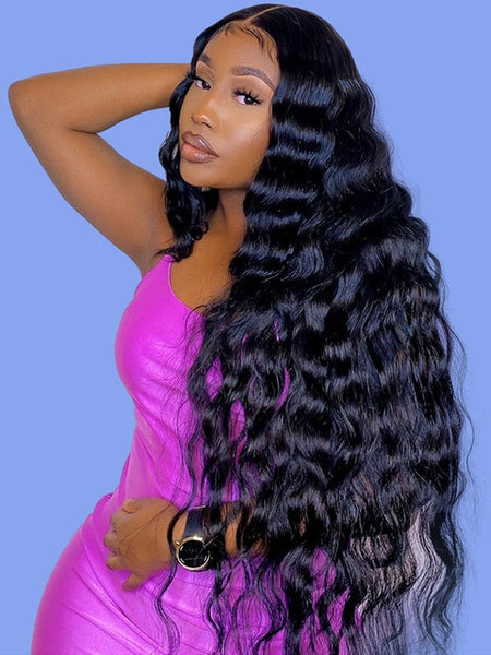 Brazilian Hair Weave Bundles With Frontal