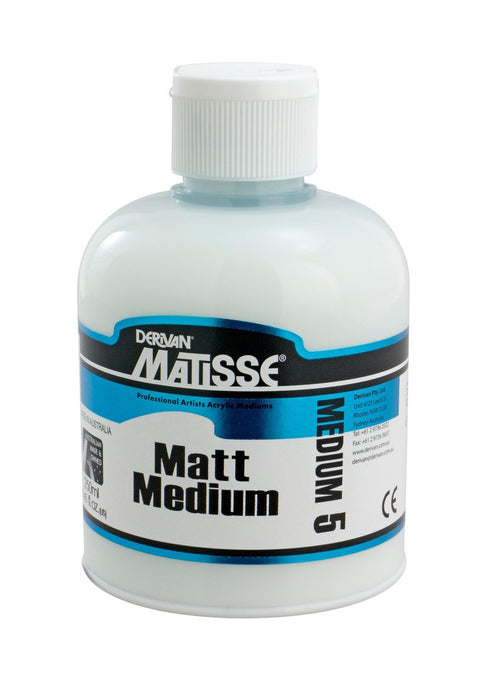 Derivan - Matt Medium - 250mL