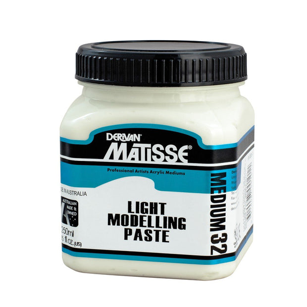 Derivan - Light Modelling Paste - 250mL