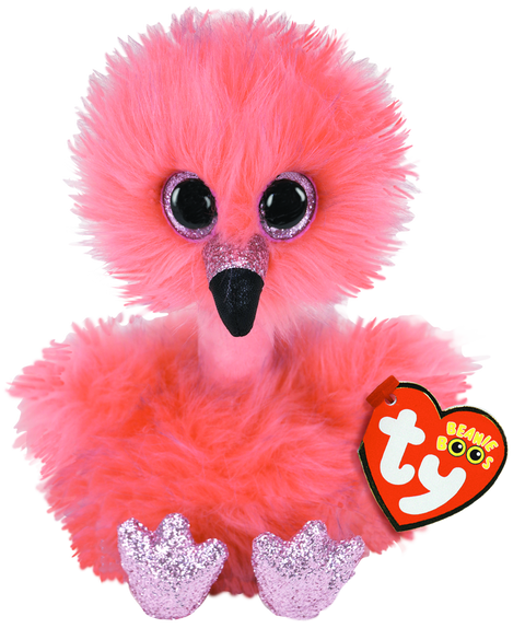 Beanies Boos - Regular - Franny Flamingo