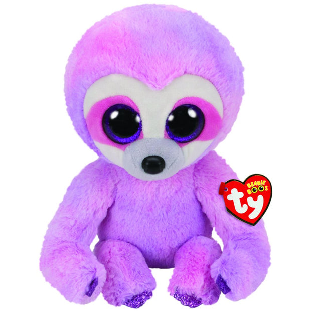 Beanie Boos - Med Dreamy Purple Sloth