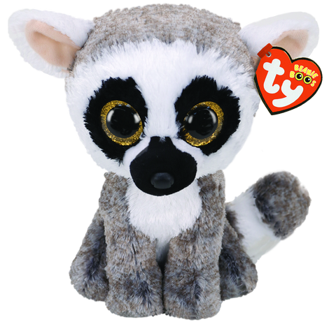 Beanies Boos - Medium - Linue Lemur