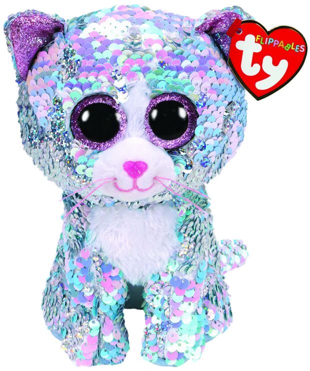 Beanies Boos - Regular - Whimsy Blue Cat