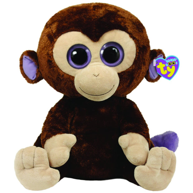 Beanie Boos - Large Coconut Monkey
