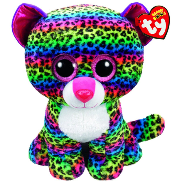 Beanie Boos - Large Dotty Leopard