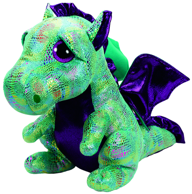 Beanie Boos - Large - Cinder Dragon