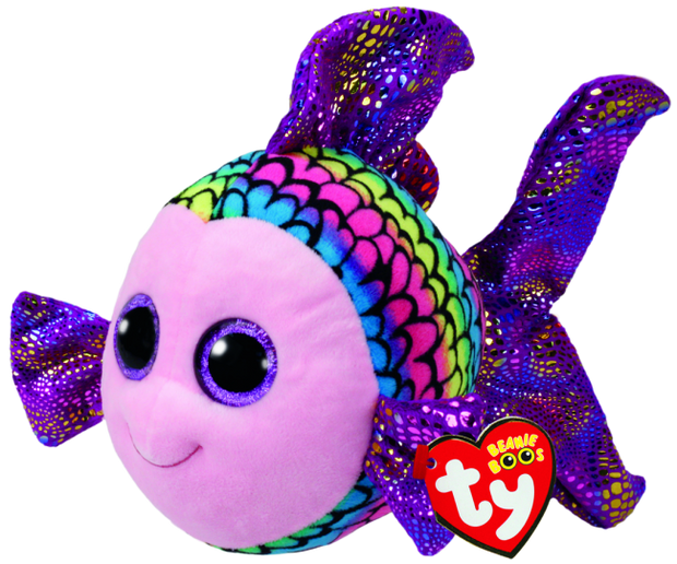 Beanie Boos Regular Flippy Fish