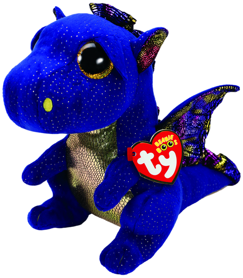 Beanie Boos - Medium - Saffire Dragon