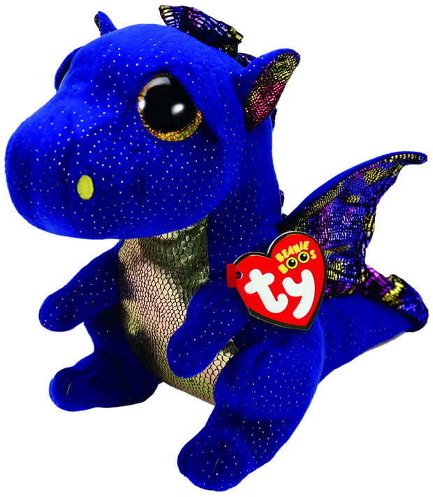 Beanie Boos Medium Saffire Dragon