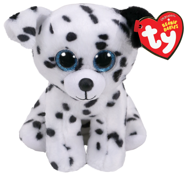 Beanie Boos Regular Catch Dalmatian