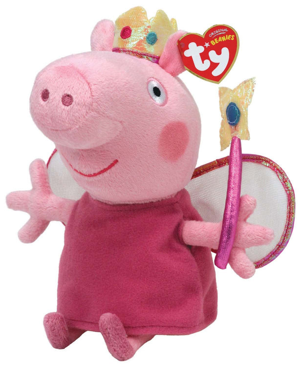 Beanies Boos - Regular - Princess Peppa Pig