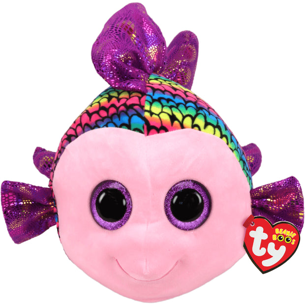 Beanie Boos - Large - Flippy Fish