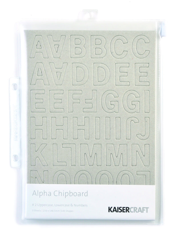 Chipboard Alpha 2