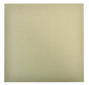 Corrugated Cardboard Sheets - 12x12""