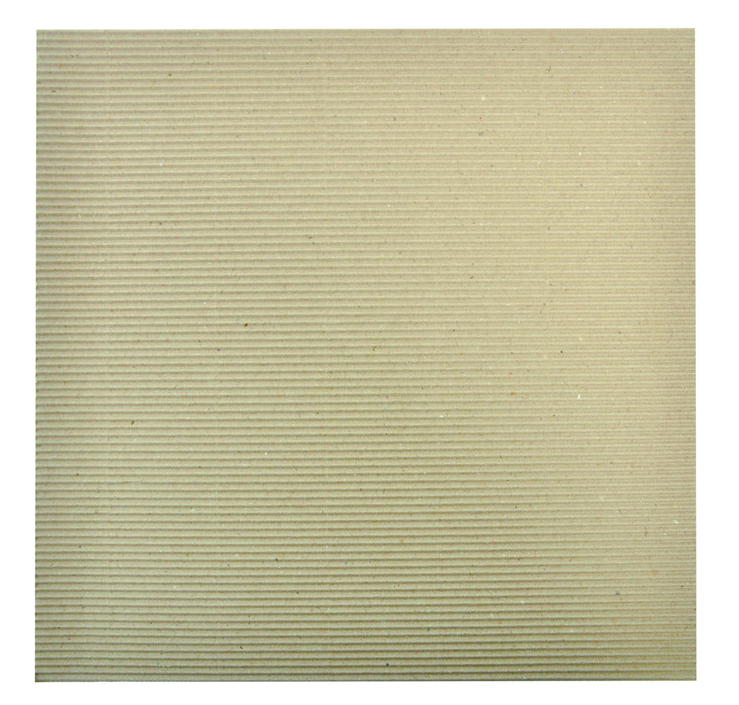 Corrugated Cardboard Sheets - 12x12