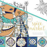 Colouring Book - Spice Market