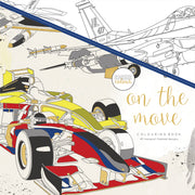 Colouring Book - On The Move