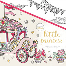 Kaiser Colour - Little Princess Colouring Book