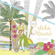 Colouring Book - Aloha Hawaii