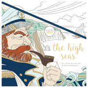 Colouring Book - The High Seas
