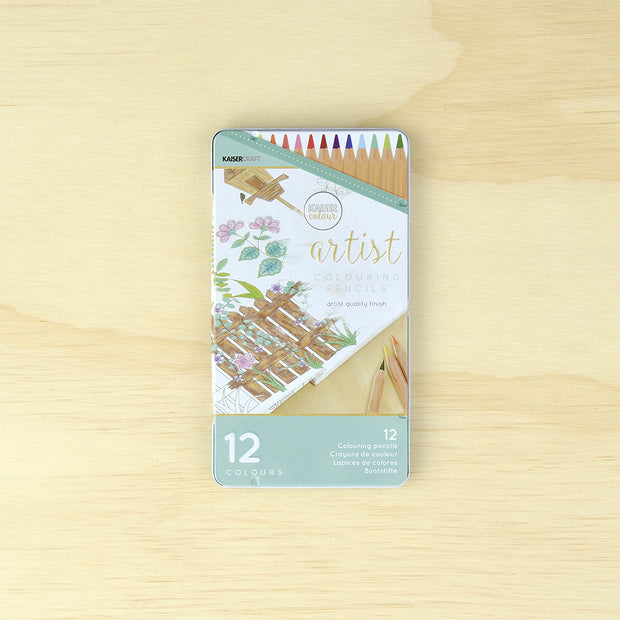 Kaisercolour - Coloured Pencils 12pk