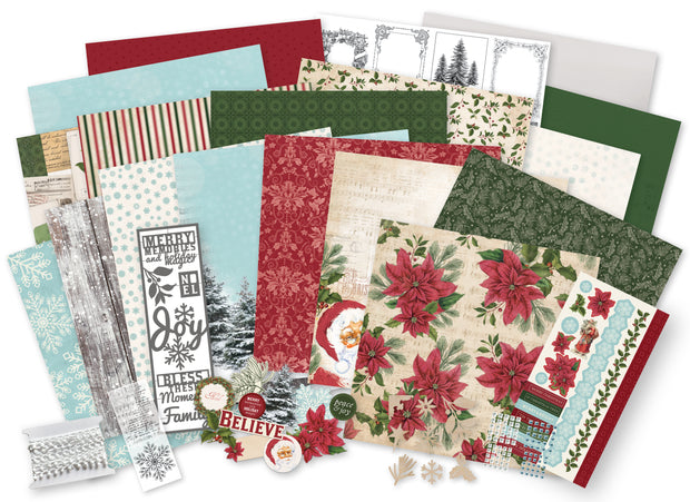 Scrapbooking Kit - Christmas Miracle