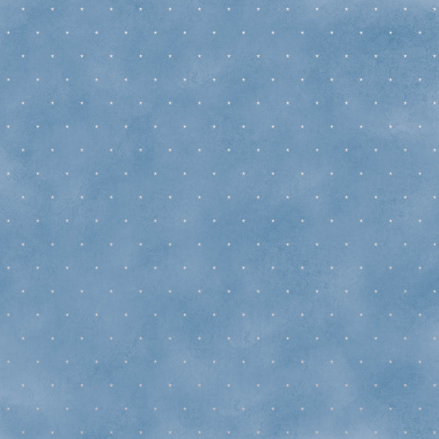 Whimsy Wishes 12x12 Scrapbook Paper - COLD OUTSIDE