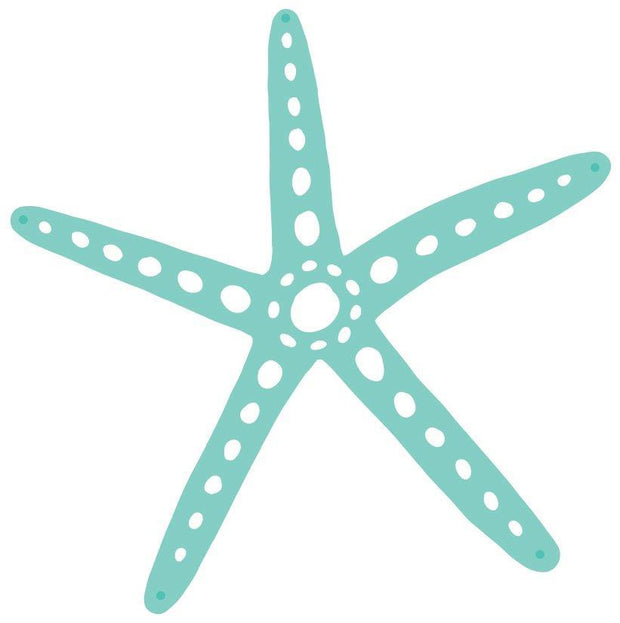 Decorative Die - Starfish