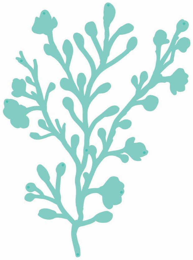Decorative Die - Floral Branch