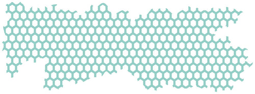 Decorative Die - Texture Netting