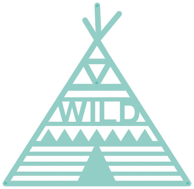 Decorative Die - Teepee
