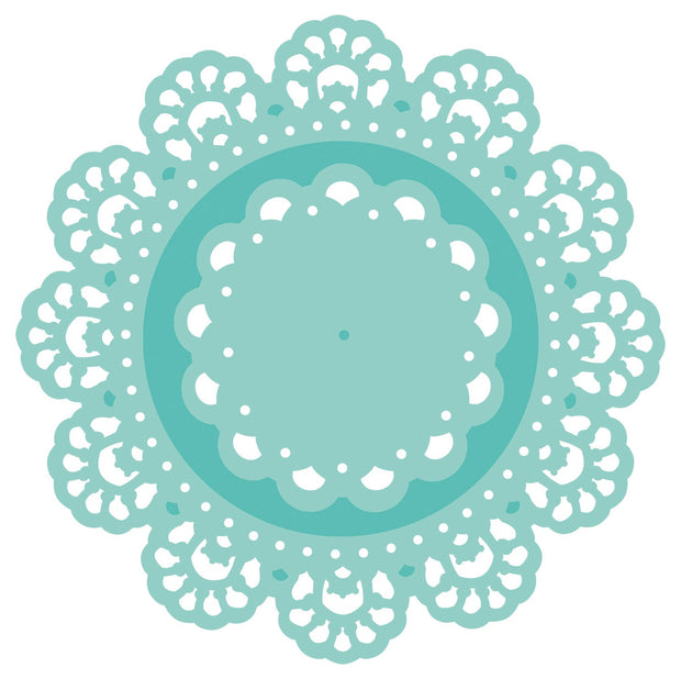 Decorative Die - Doilies