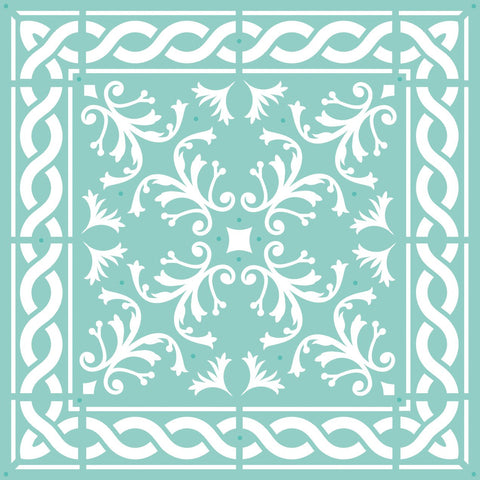Decorative Die - Patterned Tile