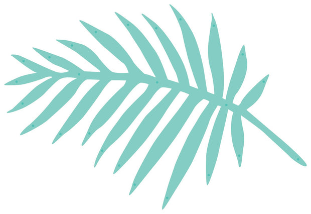 Decorative Die - Fern Leaf