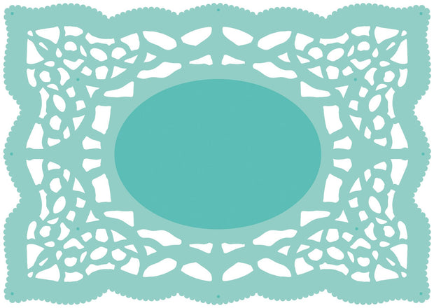 Decorative Die - Rectangle Doily