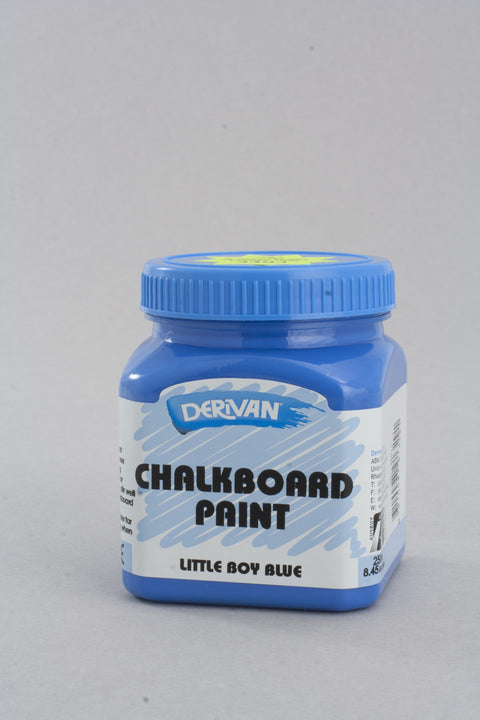 Derivan - Chalkboard Little Boy Blue - 250mL