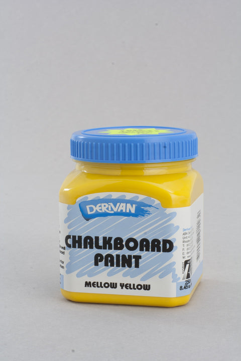 Derivan - Chalkboard Mellow Yellow - 250mL