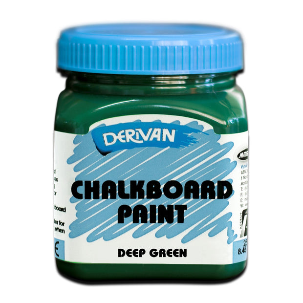 Derivan - Deep Green Blackboard - 250mL