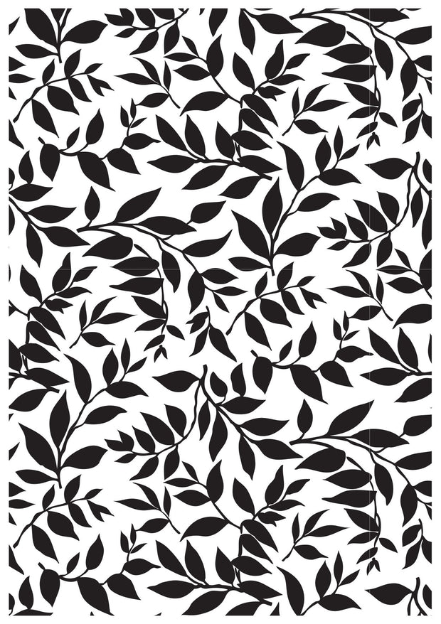 Embossing Folder - Leaves