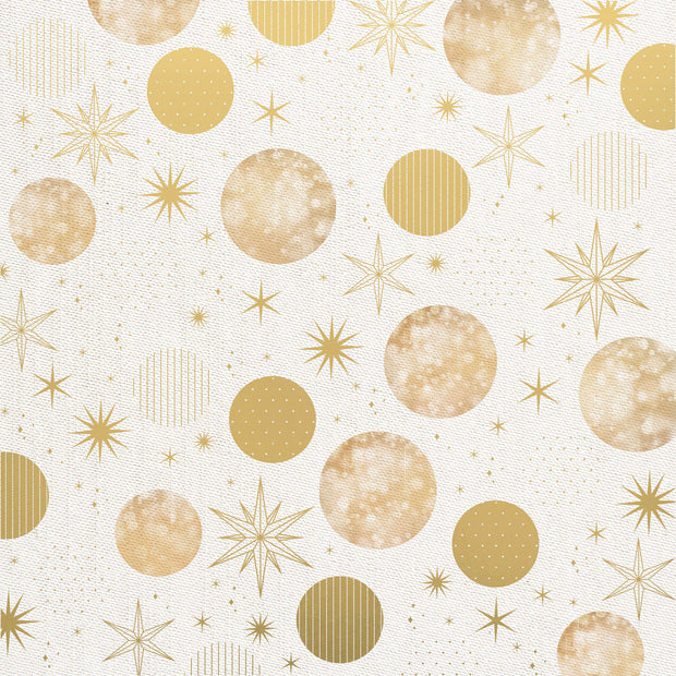 Emerald Eve 12x12 Scrapbook Paper - STAR BRIGHT