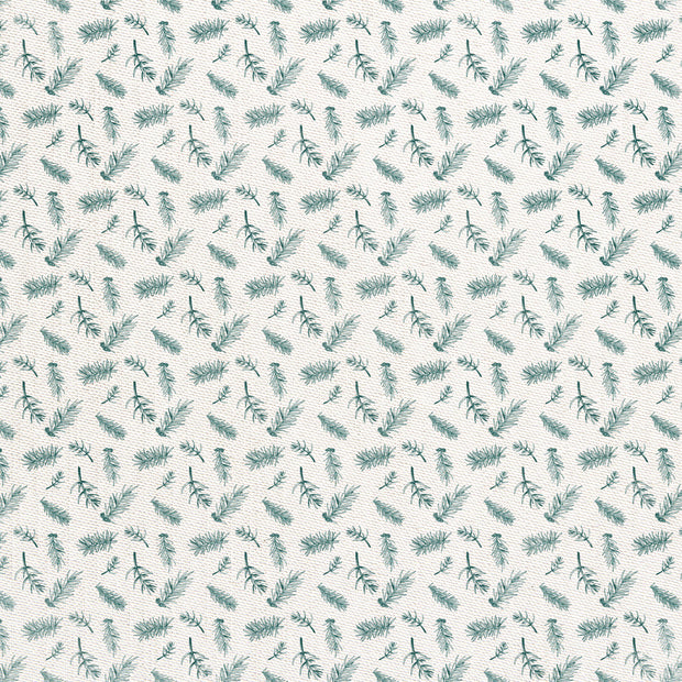 Emerald Eve 12x12 Scrapbook Paper - FIR SPRIGS