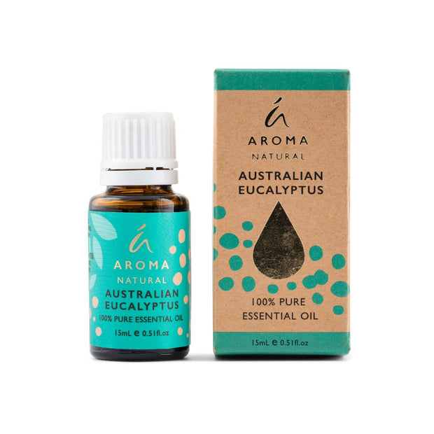Aroma Natural - Australian Eucalyptus Essential Oil 15mL