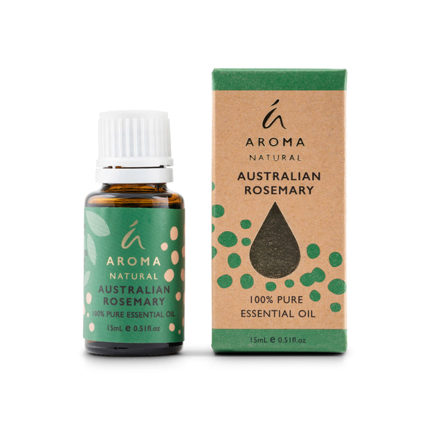 Aroma Natural - Australian Rosemary Essential Oil 15mL