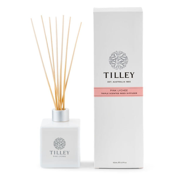 Reed Diffuser 150mL - Pink Lychee