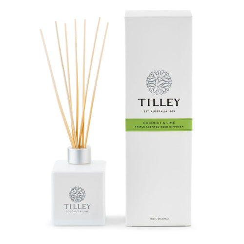 Reed Diffuser 150mL - Coconut & Lime